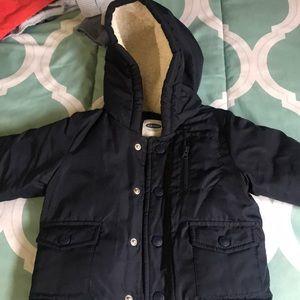 Infant boys old navy coat